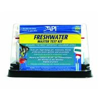 Aquarium Pharmaceuticals - Freshwater Master Test Kit 800 TESTS