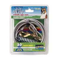 Four Paws - Heavy Tie Out Cable - Silver - 30 Feet