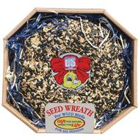 C AND S Products - Seed Wreath - 2.6 Lb