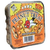 C AND S Products - Peanut Suet Treat - 11 oz