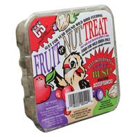 C AND S Products - Fruit and Nut Suet Treat - 11.75 oz