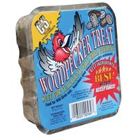 C AND S Products - Woodpecker Suet Treat - 11 oz
