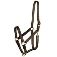 Gatsby Leather - Stable Halter with Snap - Suckling