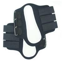Imported Horse Supply - Neoprene Splint Boot - Black - Medium