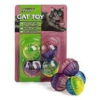 Ethical Cat - Shimmer Balls - 4 Pack