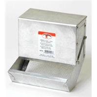 Miller Mfg - Feeder with Sifter Bottom and Lid - 7 Inch