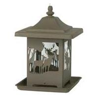 Homestead/Gardner - The Wilderness Bird Feeder - Green
