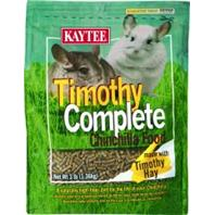 Kaytee Products - Timothy Complete Chinchilla Food - 2.5 Lb