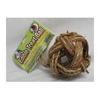 Ware Mfg - Edible Treat Ball - Natural - 4 Inch