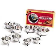 Ethical Dishes - Stainless Steel Double Diner - Pint