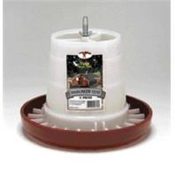 Miller Mfg - Plastic Hanging Feeder - Red - 11 Lb