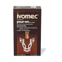 Merial - Wormer Ivomec Pouron - 250 ml