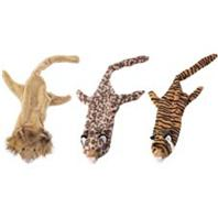 Ethical Dog - Skinneez Jungle Cats - Assorted - Small/14 Inch