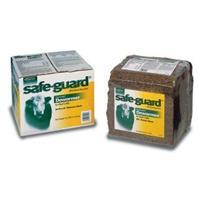 Schering/Intervet - Safeguard Wormer Block - 25 Lb