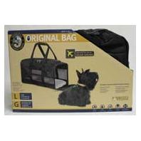 Sherpa Pet Group - Deluxe Carrier - Black - Large