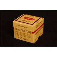 Naylor - Dr. Naylor Teat Dilators - 40 Pack