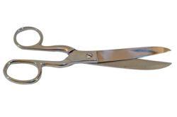 Partrade - Fetlock Scissors - Silver - 7.5 Inch