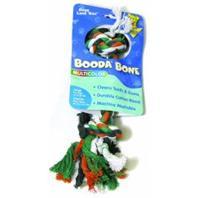 Booda - 2 Knot Rope Bone Dog Toy - Large
