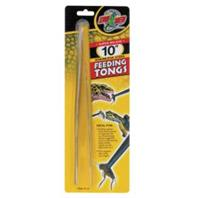 Zoo Med - Stainless Steel Feeding Tongs - 10 Inch