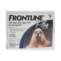 F.C.E - Frontline Plus Dog - 23-44 Lb