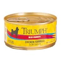 Triumph Pet - Triumph Can Food - Chicken - 5.5 oz