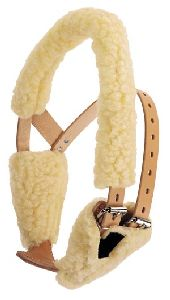 Weaver Leather - Miracle Collar With Fleece Cover For Horses - Tan