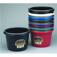 Miller Mfg - Plastic Pail - Teal - 8 Quart