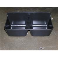 Fortex Industries - Mf-2 Mineral Feeder - Black