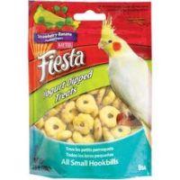 Kaytee Products - Fiesta Yogurt Dip Cockatiel - Strawberry - 3.5 oz