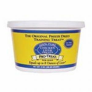 Gimborn  - Freeze Dried Chicken Liver - 1.5 oz