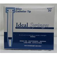 Ideal Instruments - Cateter Tip Syringe - 60 CC - 20/Box