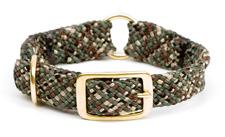 "Mendota Pet - Center Ring Collar - Camo - 1""w up to 18 Inch"