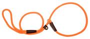 Mendota Pet - Slip Lead - Orange - 3/8 Inch x 4 Feet - Small