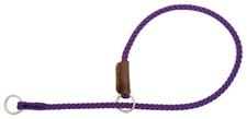 Mendota Pet - Show Slip Collar - Purple - 20 Inch