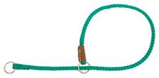 Mendota Pet - Show Slip Collar - Kelly Green - 20 Inch
