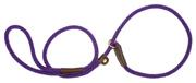Mendota Pet - Slip Lead - Purple - 3/8 Inch x 4 Feet - Small