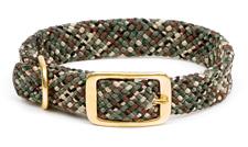 "Mendota Pet - Double Braid Collar - Camo - 1""w up to 21 Inch"