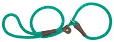Mendota Pet - Slip Lead - Kelly Green - 1/2 Inch x 6 Feet