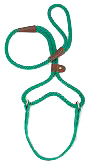 Mendota Pet - Big Dog Walker - Kelly Green - 1/2 Inch x 4 Feet