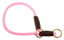 Mendota Pet- Command/Slip Collar - Hot Pink - 18 Inch