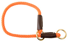 Mendota Pet - Command/Slip Collar - Orange - 18 Inch