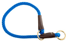 Mendota Pet- Command/Slip Collar - Blue - 18 Inch