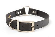 Mendota Pet - DuraSoft Hunt Collar - Black - 1 Inch x 20 Inch