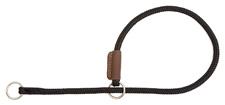 Mendota Pet - Show Slip Collar - Black - 24 Inch