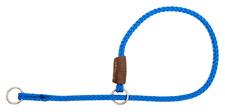 Mendota Pet - Show Slip Collar - Blue - 16 Inch