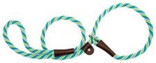 Mendota Pet - Slip Lead - Seafoam - 3/8 Inch x 6 Feet - Small