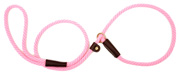 Mendota Pet - Slip Lead - Hot Pink - 3/8 Inch x 6 Feet - Small