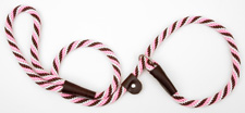 Mendota Pet - Slip Lead - Pink Chocolate - 3/8 Inch x 4 Feet  - Small