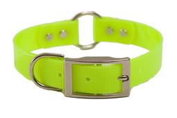 Mendota Pet - Safety Collar - Yellow - 1 Inch x 24 Inch