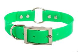Mendota Pet - Safety Collar - Green - 1 Inch x 18 Inch